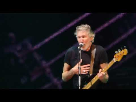 Roger Waters -Time & Breathe-live Forum Assago Milano 17/4/2018