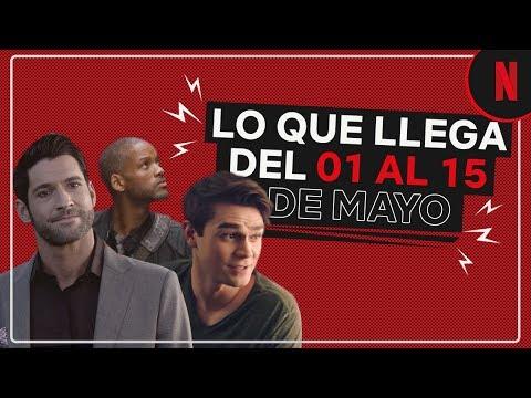 Estrenos del 1-15 de mayo   Netflix
