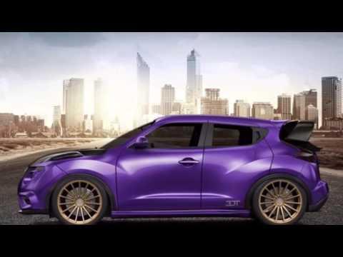 Nissan Juke Modification video