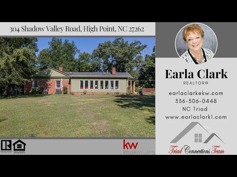 304 Shadow Valley Road, High Point, NC 27262