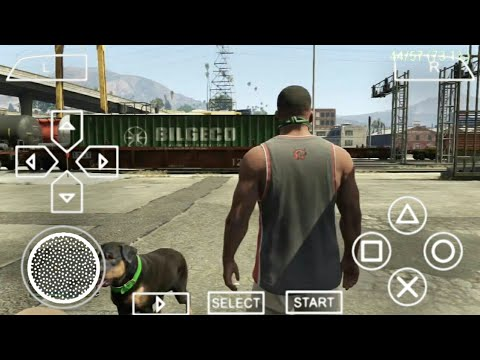 gta game psp iso download
