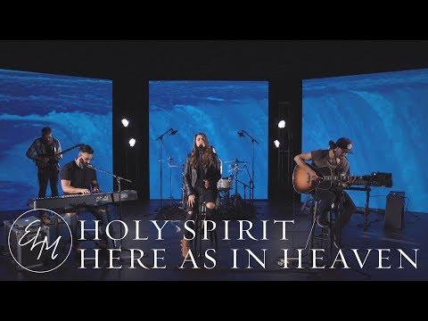 Holy Spirit/Here As In Heaven Acoustic Cover | Elevate Life Music