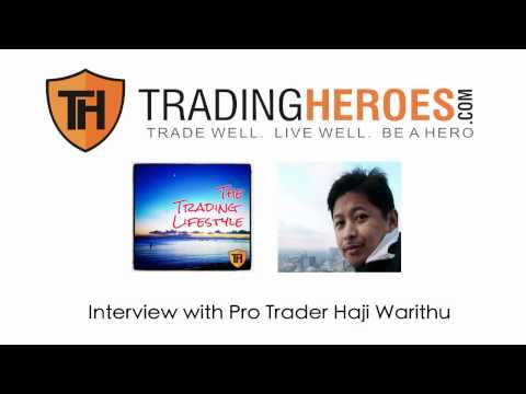 Haji Warithu: How Video Games Helped Him Become a Better Forex Trader // TTL Ep. 1
