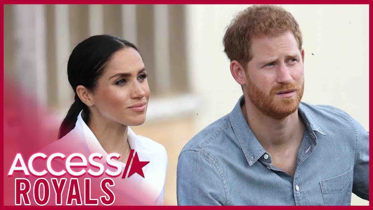 Why Meghan Markle & Prince Harry May Be Bitter Over Losing Royal Roles