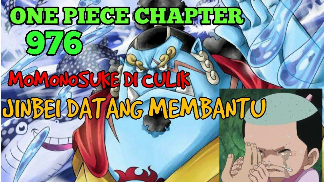 One piece Chapter 976 Gawat Momonosuke Di Culik