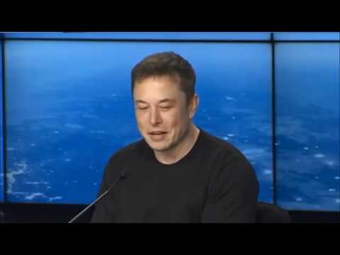 Elon Musk Talks About Aliens
