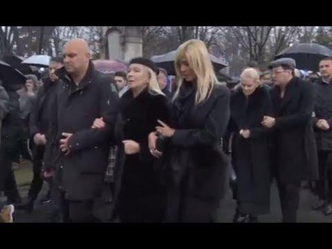 CEO SNIMAK KOMEMORACIJE I SAHRANE ŠABANA ŠAULIĆA