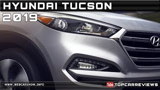 2019 HYUNDAI TUCSON Review Rendered Price Specs Release Date