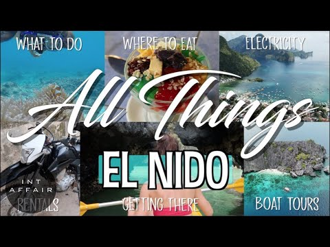 NO BULLSHIT GUIDE TO EL NIDO | PALAWAN PHILIPPINES