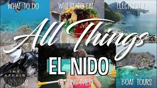 THE ONLY TRAVEL GUIDE YOU'LL NEED TO EL NIDO | PALAWAN PHILIPPINES