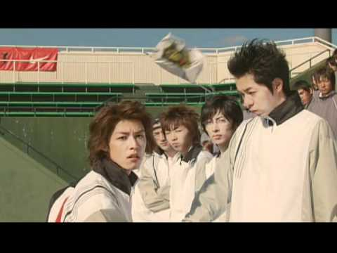 Prince Of Tennis The Movie Live Action 5 8