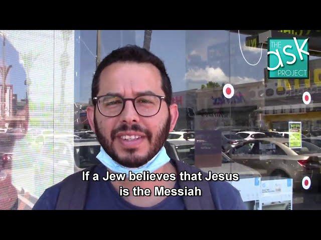 Religious Israelis: Are Messianic Jews still Jewish?
