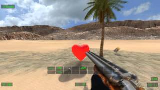 Serious Sam HD Walkthrough Level 1 Hatshepsu