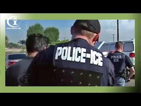 Inmigrante trabajador con más de 30 años arrestado por ICE en NAPA, California.