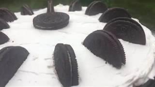 Chocolate Oreo Pie!!!