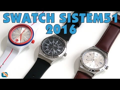 Swatch Sistem51 2016 Earth Arrow & Arlequin Review #Sistem51