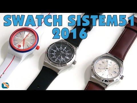 Swatch Sistem51 2016 Earth Arrow & Arlequin Review #Sistem51