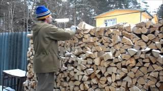 Как колоть дрова или колка дров. Инновация. Лесная ФИЛософия. Баня.(, 2014-02-22T23:39:12.000Z)