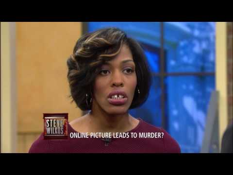 Online Picture Leads To Murder (The Steve Wilkos Show)