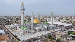 LIVE | Prière du Vendredi à la Grande Mosquée  de Massalikul Jinaan Ven. ven. 18 juin 2021
