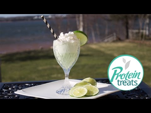 Key Lime Pie Protein Shake Protein Treats By Nutracelle