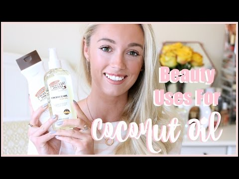 My Favourite Beauty Uses for Coconut Oil!   |   Fashion Mumblr AD