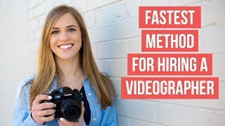 How To Hire A Videographer (The Smart Way)