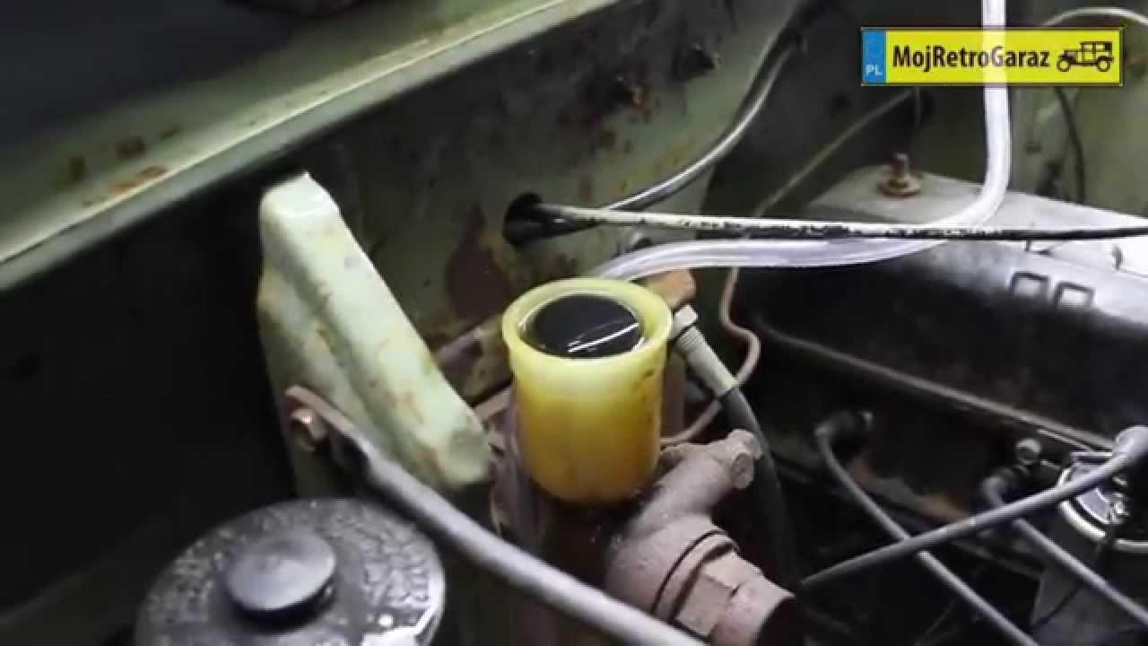 1968 Toyota Land Cruiser Clutch Replacet