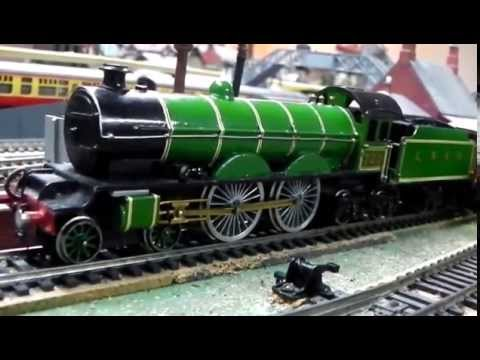A Very rare (LNER)  00 Gauge Locomotive – The Raven C9 4-4-4-4 !!