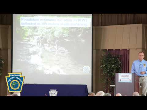 Pennsylvania Wild Trout Summit: History of Wild Trout Manage
