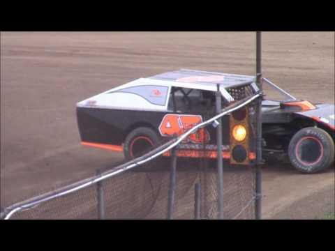 Butler Motor Speedway UMP Modified Heat #2 6/17/17