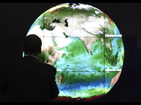 Making a Global Plan for Climate Change