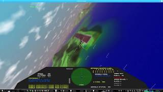 Linux Air Combat V6.12 Complex multiplayer mission with dialog