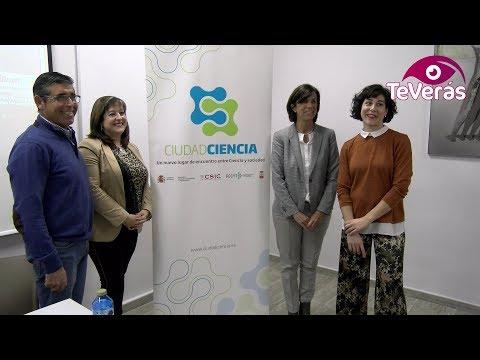 """Villarrubia De Los Ojos Se Adhiere Al Proyecto """"Ciudad Ciencia"""""""