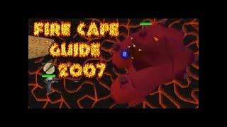 Fire Cape/No BLOWPIPE/Low- LVL - Probando Internet  - VictorRs07