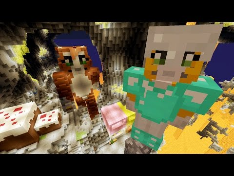 Minecraft Xbox - Cave Den - Great Heights (12)