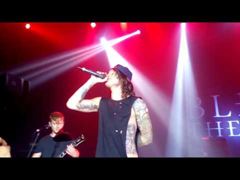 40 Days... - Blessthefall (Live at SM Skydome, Quezon city, Philippines 06/13/16)