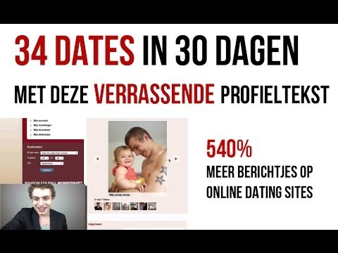 informatie over online dating