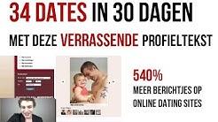 Profieltekst Datingsite: Hiermee Kreeg Ik 34 Dates in 30 Dagen