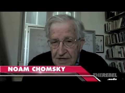 Ezra Levant vs Noam Chomsky: Free Speech (Part 1 of 3)
