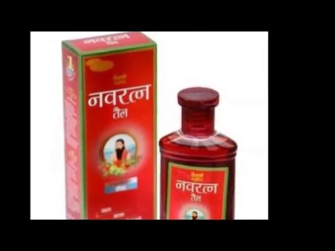 Navratna oil Review and side effects