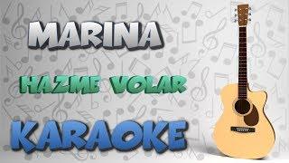 Baixar Marina - Hazme Volar (Karaoke)