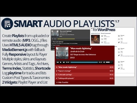 Smart Audio Playlists 1.0