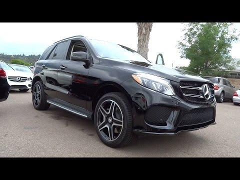 2016 Mercedes-Benz GLE El Cajon, CA 16M0801