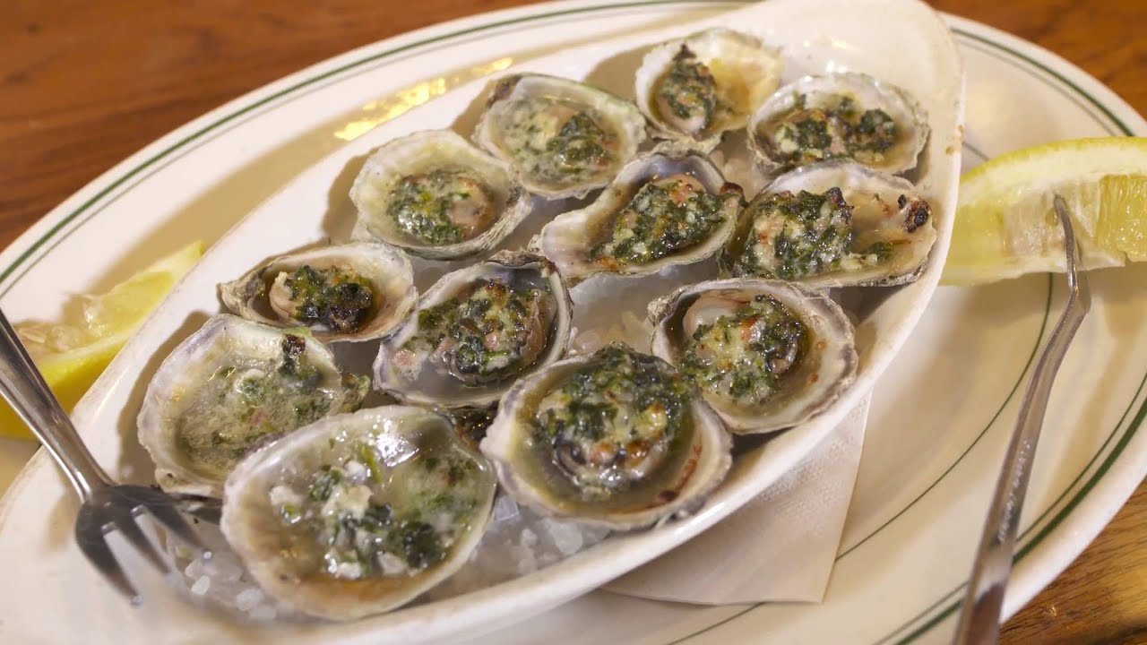 Grant's Getaways: Olympia Oysters Are Back