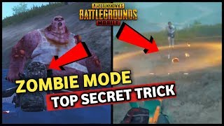NEW TIPS AND TRICK IN ZOMBIE MODE ! PUBG Only 0.5% People Know This Tricks ! | Game Series