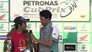 2014 Cub Prix Alor Setar: CP 130 Race News