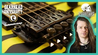 How Does A Floyd Rose Work? and 6 other Guitar Questions | Too Afraid To Ask #TGU19