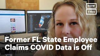 Florida Allegedly Altering Coronavirus Data | NowThis