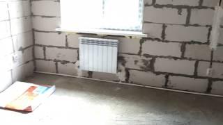Монтаж однотрубной системы отопления с теплыми полами(, 2015-06-02T16:13:52.000Z)